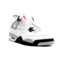 finest selection 23217 79c60 0 Jordan 4 White Cement, Black Cement, Jordan Iv, Jordan 4 Black,