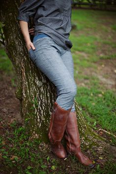 Simple Skinny Jeans Sewing Pattern