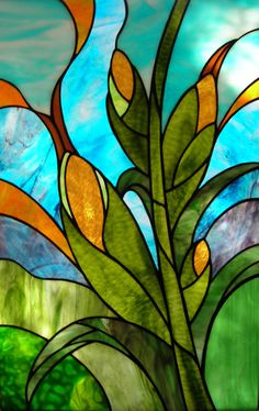 Vitrail / vitraux de Seba - Stained glass by Seba