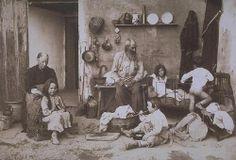 José Gutierrez Filuco 1915 Familia campesina