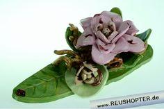 Keramikblume, Tischschmuck, Blumengesteck, Blumenkomposition, Blumendeko, Keramikdeko, Tondeko, Tonblume, Geschenke aus Keramik, Geschenke aus Ton