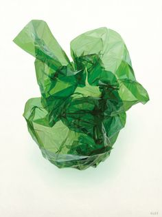 Plastic: New Hyper-Realistic Paintings by Robin Eley   Inspiration Grid   Design Inspiration