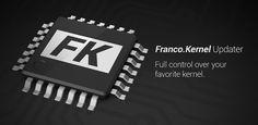 cool franco.Kernel updater 2 v2.0.2 APK Updated Download NOW