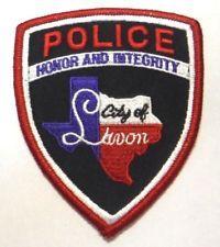 Lavon Tx Pd Texas Law Enforcement Texas Police Police