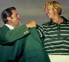 The Masters - Round One | Masters tournament, Jack nicklaus and Golf