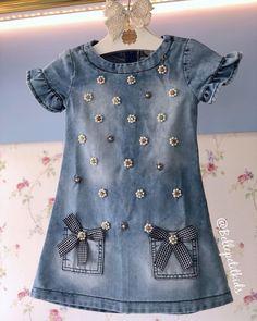 40ce60d7d Children Dresses For Girls Denim Dress Summer Strapless Dress ...