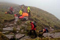 Senderismo, trekking y montaña. ¿Cómo pedir auxilio?