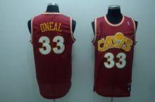 Cleveland Cavaliers 33 Shaquille O'neal Swingman soul Jerseys Wholesale Cheap