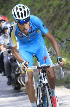Giro d'Italia 2014 - Stage 15 - Photo: © Roberto Bettini - Fabio Aru (Astana Pro Team) takes the biggest win of his life!