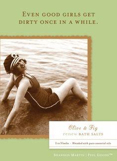 Bath Salts, Fig, Cool Girl, Gift Ideas, Inspiration, Bath Scrub, Biblical Inspiration, Ficus, Bath Soak
