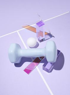Richie Talboy and Art Director gg-ll ~ Summer Olympics-inspired still lifes