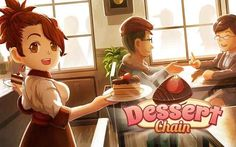 Dessert Chain Coffee & Sweet MOD APK is an offline time management game from touchten.After a huge success of other time management games like Ramen Chain and Japan Food Chain developers came b…  http://www.andropalace.org/dessert-chain-coffee-sweet-mod-apk/