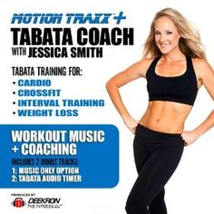 Tabata Coach: Workout Music Mix for Cardio, Crossfit, Interval Training and Weight Loss