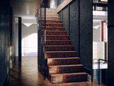 La Maison de Verre by Bertrand Benoit - 3D Architectural Visualization & Rendering Blog