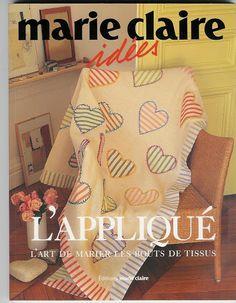 Marie Claire idées - L'Appliqué (Picasa album)