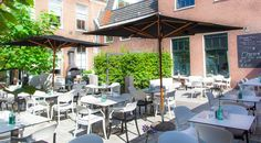 Meneer Frans. Haarlem. Hotspot. Food, Fashion en Shopping. Check it out!