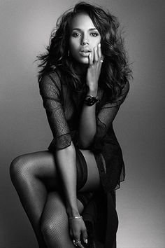 Mimic the Muse: Kerry Washington | The Daily Mark http://thedailymark.com.au/beauty/makeup/mimic-muse-kerry-washington