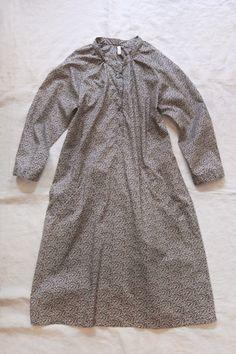 Women's Pullover Dress - Rin Black