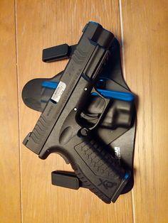 "XDM 4.5 ""One of the Best Combat Handguns"""