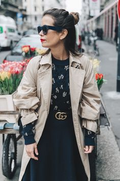 Trench_Edited-Leopard_Sweater-Midi_Skirt-Chanel_Slingback_Shoes-Chanel_Vintage_Bag-Ouftit_Streetstyle-8