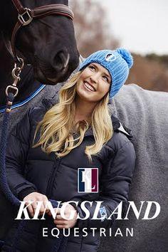 Emily Llewellyn for Kingsland equestrian winter 2014