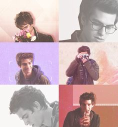 Andrew Garfield as Peter Parker/Spiderman Emma Stone Gwen Stacy, Wolfstar, Andrew Garfield, Amazing Spiderman, Spider Verse, The Marauders, Famous Men, Tom Holland, Teen Titans