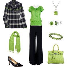 Spring green - Polyvore