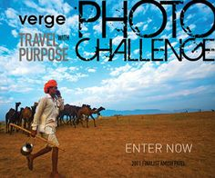 Verge Magazine - Picturing our Planet Photo Challenge