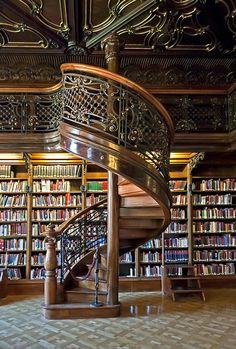 曲線美が美しい螺旋階段。一見マニアックな世界だけどその美しさに思わず魅了されてしまいます。世界の美しいらせん階段のある建築物やお店、図書館などの写真を集めました。日本でも見れるらせん階段も紹介します。たまにはちょっとマニアックにらせん階段を探しに行ってみませんか。