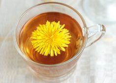 Dandelion tea has long been considered a great source of energy. The leaves and roots of dandelion plants contain vital micronutrients as well. Dandelion Plant, Dandelion Root Tea, Healthy Drinks, Healthy Eating, Healthy Recipes, Healthy Food, Liver Cleanse, Cleanse Recipes, Pick Me Up