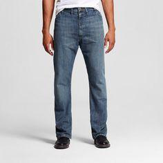 Wrangler Men's Bootcut Fit Jeans - Gray Blast