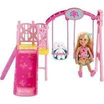 Barbie Family Parque Da Chelsea