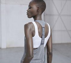 Top with elasticated back - OYSHO