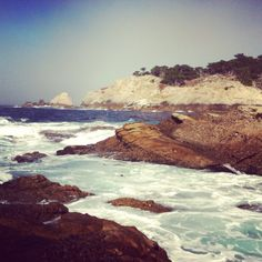 Point Lobos -- one of my favorite places to go, grew up close to there.