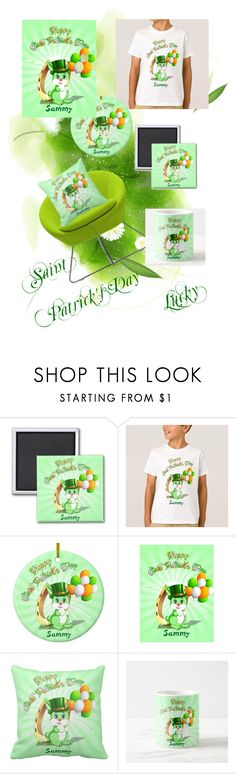 """Saint Patrick's Day"" by bonitasavana on Polyvore featuring interior, interiors, interior design, home, home decor and interior decorating"
