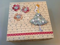 Paula Crafting: Christmas Wrapping and boxes