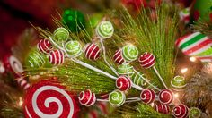 nice branch decorative toys glitter new year holiday Check more at http://www.finewallpapers.eu/pin/18694/