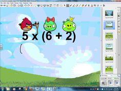 Distributive Property of Multiplication - Grade Math Videos Math 8, Fun Math Games, Math Tutor, Distributive Property Of Multiplication, Third Grade Math, Ninth Grade, Seventh Grade, Math Courses, Middle School Writing