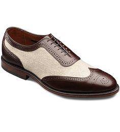 Allen Edmonds Strawfut Wing Tip Leather Shoe