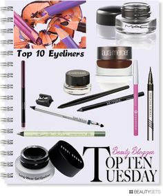 Beautysets - Top 10 Eyeliners