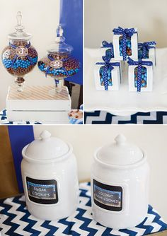 Sweet {Chocolate Chip} Cookie Monster Birthday Party // Hostess with the Mostess®