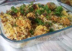 Maluz Culinary: Hyderabadi Chicken Dum Biriyani