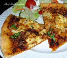 Sun Dried Tomato Pesto, Pancetta, Fontina Pizza