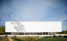 Galería de Pabellón Polideportivo y Aulario Universidad Francisco de Vitoria / Alberto Campo Baeza - 9