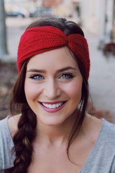 Knit to Be Headband