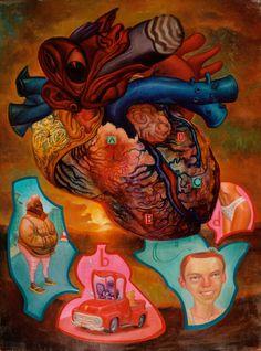 Heart - James Jean
