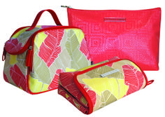 Gift Ideas for Her. Tender Love + Carry. Bananarama and Chevron chic are two of the latest ranges by TL+C. Bright, fun and the perfect travel accessory for summer. A colour and style to suit any lady. From RRP $18.95 Bath & Body • Ground Floor