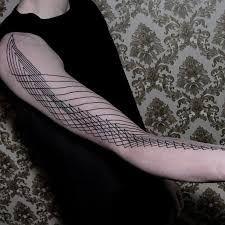 Resultado de imagen de lineals tattoos