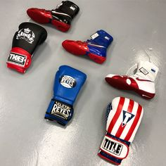 Nike Boxing Shoes, Cleto Reyes Gloves, Title Boxing Gloves and more gear available at our retail stores in Miami