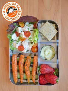 Paleo Lunchboxes 2015 (Part 1) by Michelle Tam http://nomnompaleo.com